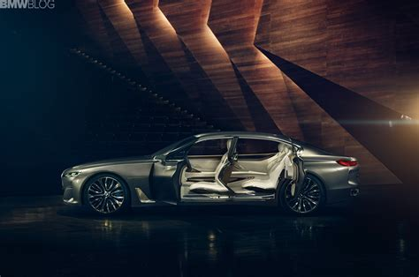 future bmw introducing bmw vision future luxury concept