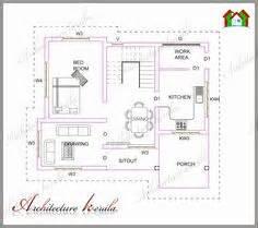 sqft kerala style  bedroom house plan  smart