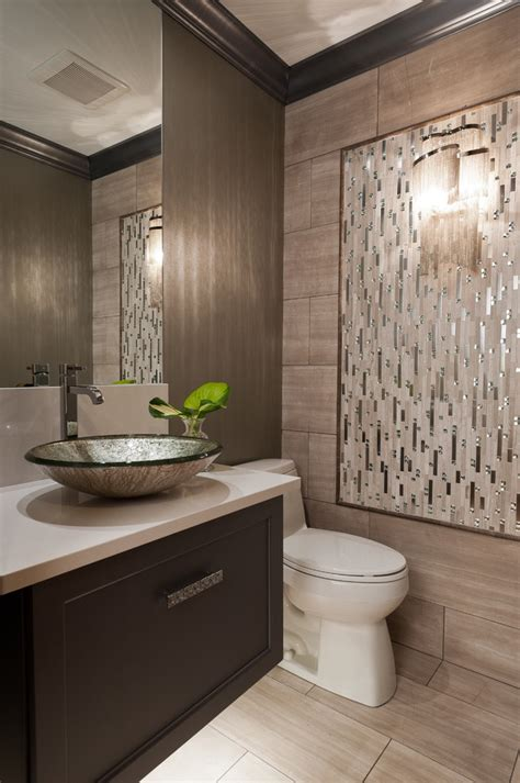 earth tone bathroom designs noland company contemporary powder room colour schemes st