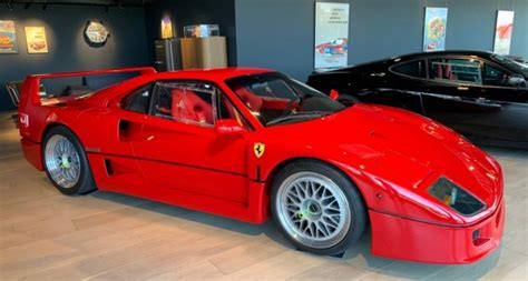 All preowned ferrari cars undergo rigorous controls to ensure their owners the best driving experience. 1990 Ferrari F40 | Classic Driver Market