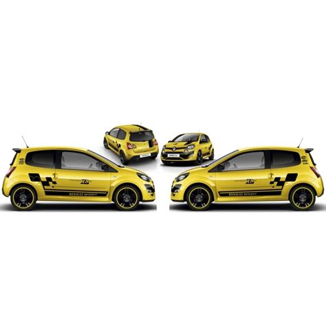 renault twingo rs cup full graphics kit