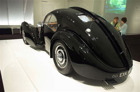 1938 Bugatti Type 57sc Atlantic Coupe