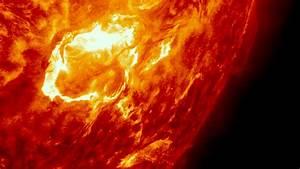 NASA Observatory Captures 'Significant Solar Flare' - NBC News