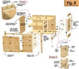 kitchen furniture plans kitchen cabinet building plans woodworking free plans idea wood operating plans
