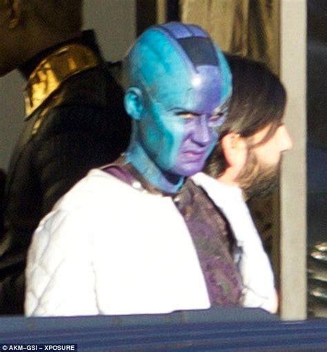 Nebula Karen Gillan Guardians of the Galaxy Vol. 2