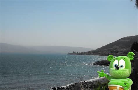 Around The World With Gummibr The Sea Of Galilee Gummibr