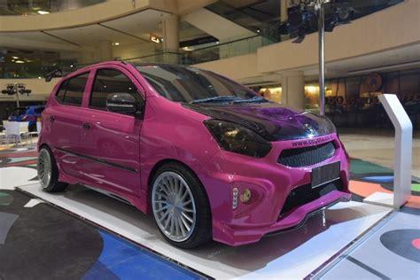 Modifikasi Mobil Agya Terbaru by 20 Gambar Modifikasi Mobil Toyota Agya Keren Terbaru