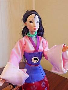 matchmaker mulan doll version