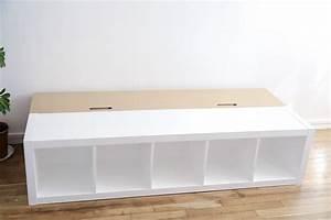 ordinaire peindre sur meuble vernis 7 diy banquette With peindre sur meuble vernis