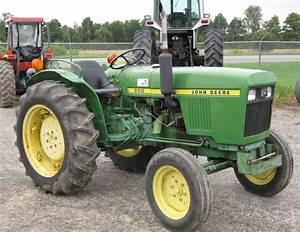 John Deere 950 Tractor Brakes