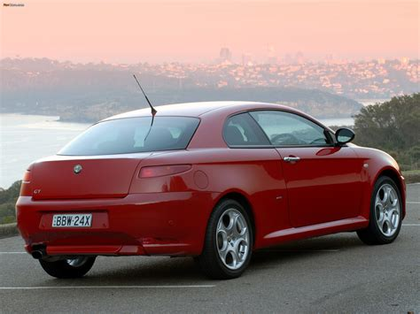2007 Alfa Romeo Gt Photos, Informations, Articles