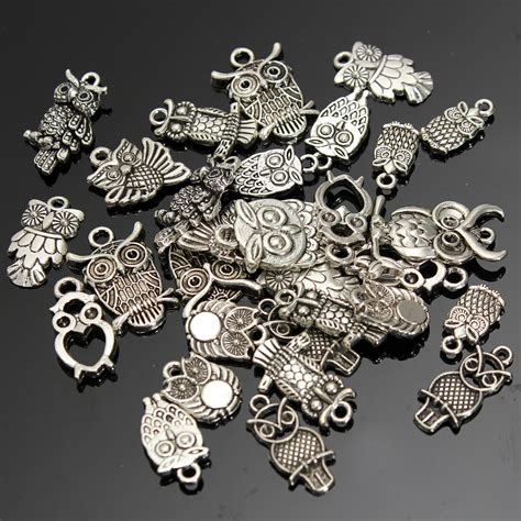30pcs Tibetan Silver Charm Owl Pendant Beads Wholesale. Kidney Earrings. Modest Engagement Rings. Anklet 14k. Cycling Watches. Anklets For Women. Coal Diamond. Large Diamond Rings. Family Crest Pendant