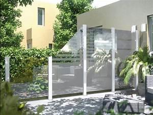 Zaun Aus Glas : system glas zaunanlage 2 zaun ~ Michelbontemps.com Haus und Dekorationen