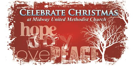 midway united methodist church extending our reach together 540 | 2016 Christmas banner for website