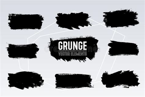 Black And White Grunge Background Distress Overlay