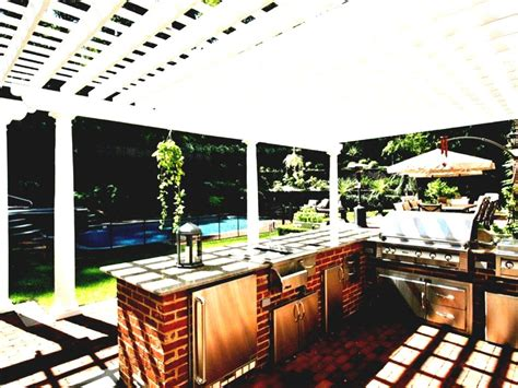 small outdoor kitchen designs patio garden design small backyard terrace vegetable decor 5536