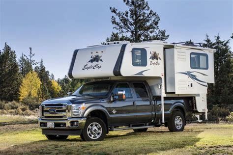 Eagle Cap Truck Camper Models & Floor Plans