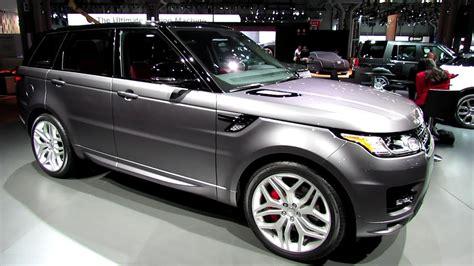 Range Rover Sport Autobiography Exterior