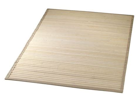 shopping tapis en bambou elle decoration