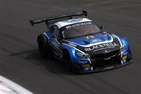 ecurie ecosse finish p  strong blancpain endurance