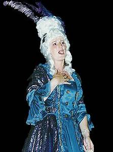 Elizabeth MacDonald Lyric Soprano and Opera Singer - Biography