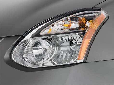 image 2010 nissan rogue fwd 4 door sl headlight size