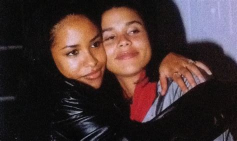Aaliyah 2pac Tupac Shakur Kidada Jones Queen-aaliyah •