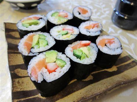 cuisine sushi sushi roll recipe how to makizushi japanese