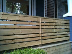 horizontal porch railing landscaping porches railings and mixed