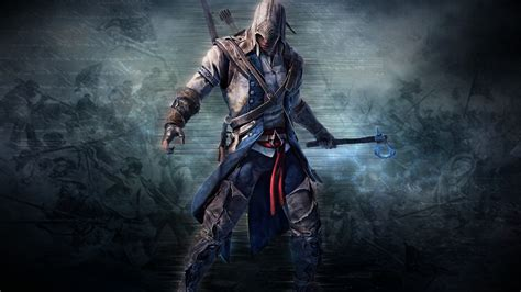 Assassins Creed, Axes, Video Games, Connor Kenway