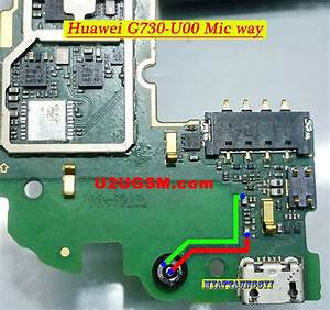 Huawei G730 U00 Diagram Download