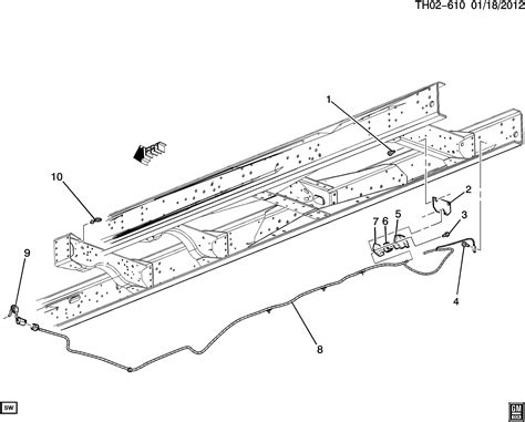 2010 Silverado Trailer Wiring Diagram by 2010 Chevrolet Silverado Connector Chassis Electrical