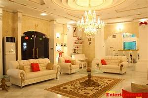 Photos inside tunde and wunmi obes n1b lagos mansion for Interior decoration for living room in nigeria