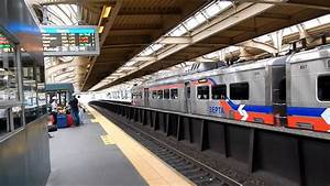 SEPTA Train Regional Rail Philadelphia Pa 2013 - YouTube
