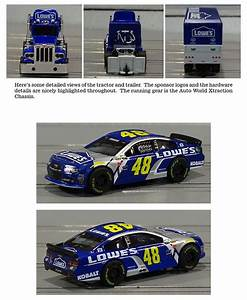 World Auto : 2017 auto world racing rigs release 11 lowes racing team ~ Gottalentnigeria.com Avis de Voitures