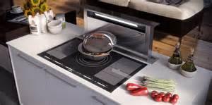 Kitchen Island Cooktop Rip3d Industrial Loft White Kitchen Island With Modern Cooktop Interior Design Ideas