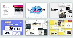 35  Free Cool Powerpoint Templates For Awesome Slide Layouts