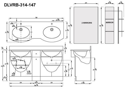 bathroom vanity tower dimensions style vanities modern sink cabinets european