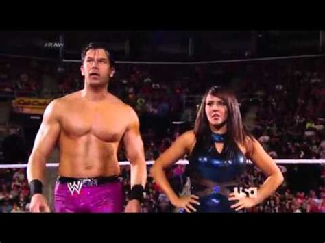 720pHD: WWE Raw 06.16.14: Fandango & Layla vs Summer Rae ...