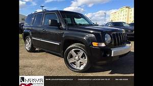 Pre Owned Black 2008 Jeep Patriot 4wd Limited In Depth