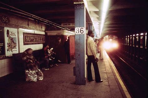 Welcome To 1970s New York City Riding The 'muggers