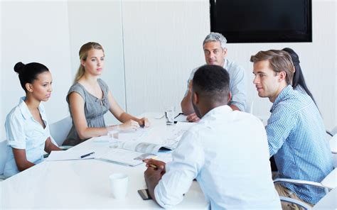 diverse business meeting 6 ways to improve return to work incentives and cut