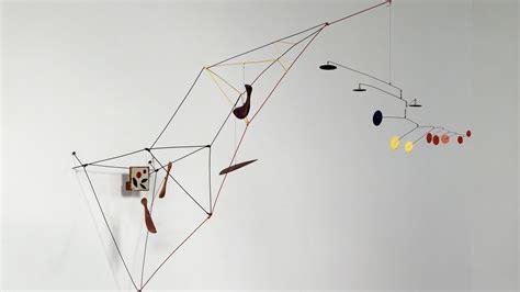Calder Mobile Sculptures by Calder Foundation Work By Category