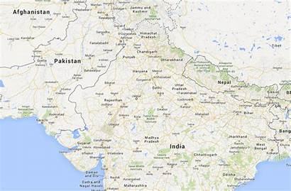 Space Night Cities Memolition Pakistan