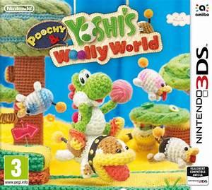 Jeu De Ds3 : poochy yoshi 39 s woolly world nintendo 3ds jeux nintendo ~ Medecine-chirurgie-esthetiques.com Avis de Voitures