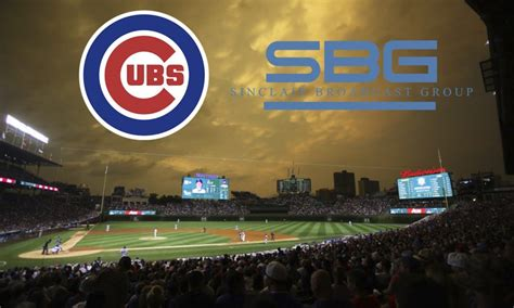 chicago cubs sinclair team   launch marquee sports