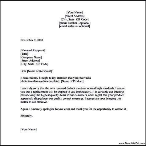 sle business letters sle business apology letter teacheng us 38147