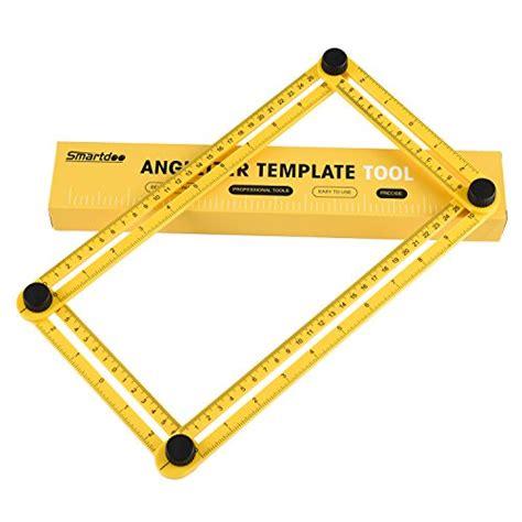 multi angle ruler template tool angle ruler angle measurement tool smartdoo angle izer template tool multi angle measuring