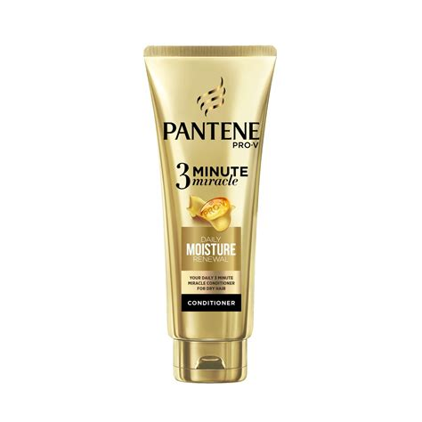 pantene conditioner 3 minute buy pro v 3 minute miracle conditioner daily moisture