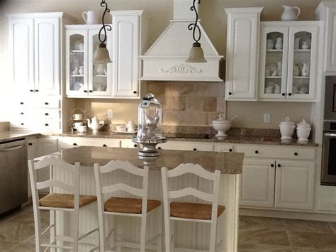 French Cottage Kitchen  Cottage Style Pinterest